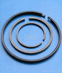 CrMoNiTi Alloy Piston rings for turbo charger