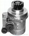 Hydraulic steering pump for HOWO  9719470037/2