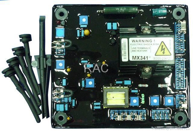 AVR MX341 3