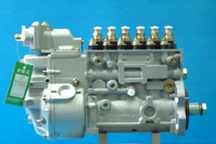injection pump complete   A3960919  EUROPII engine