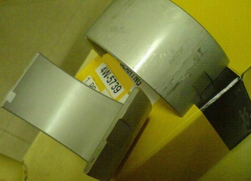 卡特3306連杆瓦 2