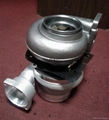 turbo charger for CAT3406 with water
