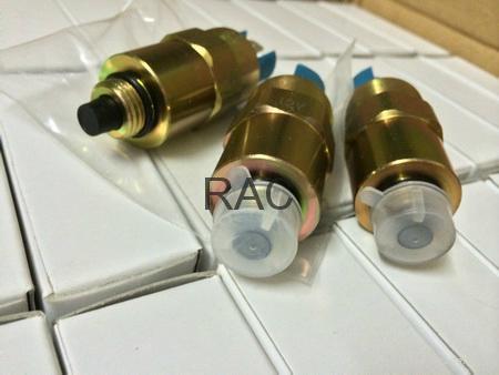 fuel cut solenoid valve 5
