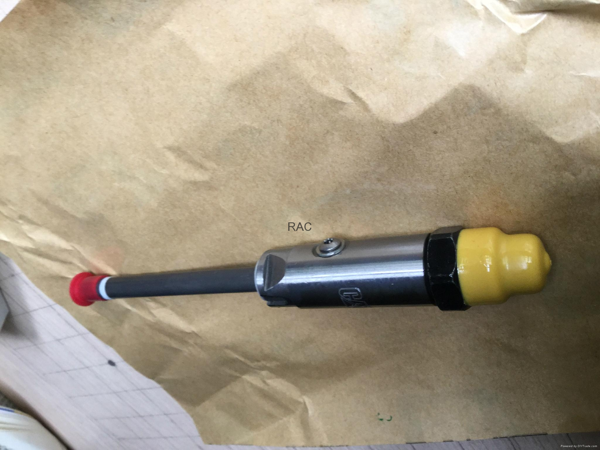 Pencil nozzle for CAT 8N7005 replace 5