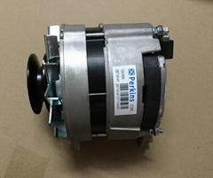 Alternator 2871A141 application for Perkins