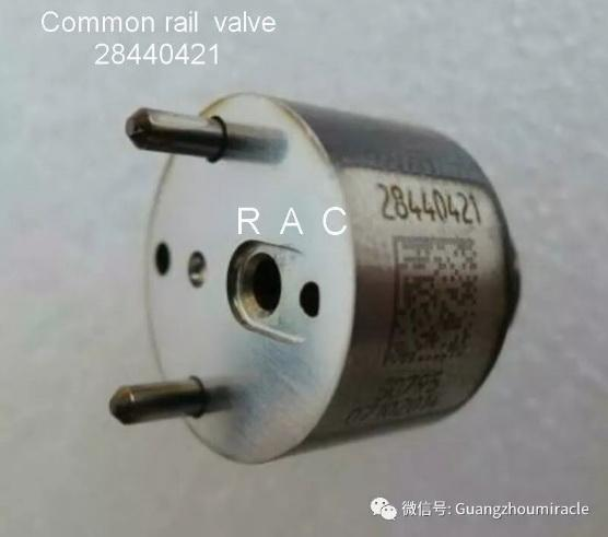 Common rail control valve for  fuel injection pump  for diesel engine 13