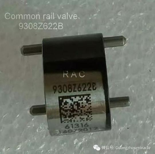 Common rail control valve for  fuel injection pump  for diesel engine 14
