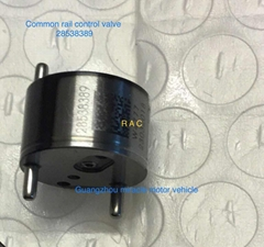 Common rail control valve for  fuel injection pump  for diesel engine