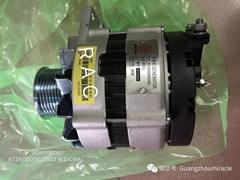 Alternator 612600090206D  WD615  28V/55A WEICHAI GENERATOR