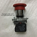 Emergency stop switch for Perkins generator set