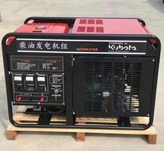 generator series  HUAHE HONDA KUBOTA KOHLER YAMAHA..