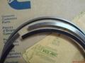 Piston ring for S6D125,  6D95,6D105
