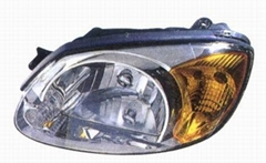 head lamp HYUNDAI ACCENT 92102-22310