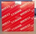 Piston rings for HINO EK100
