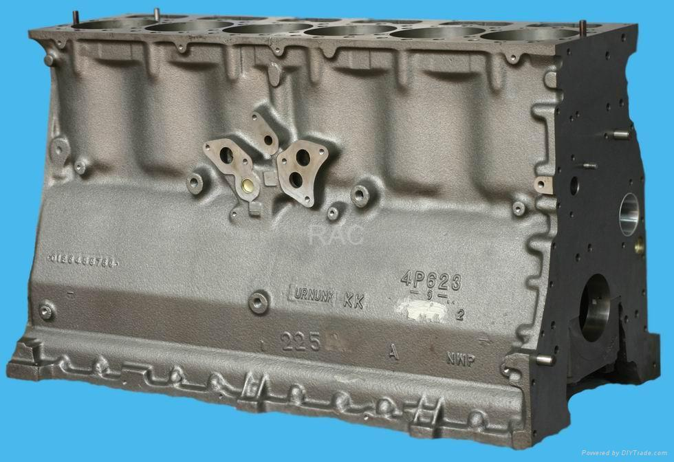 cylinder block for CAT3306 replace IN3576
