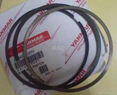 Piston rings for 4D94E   forklift  engine (Hot Product - 1*)