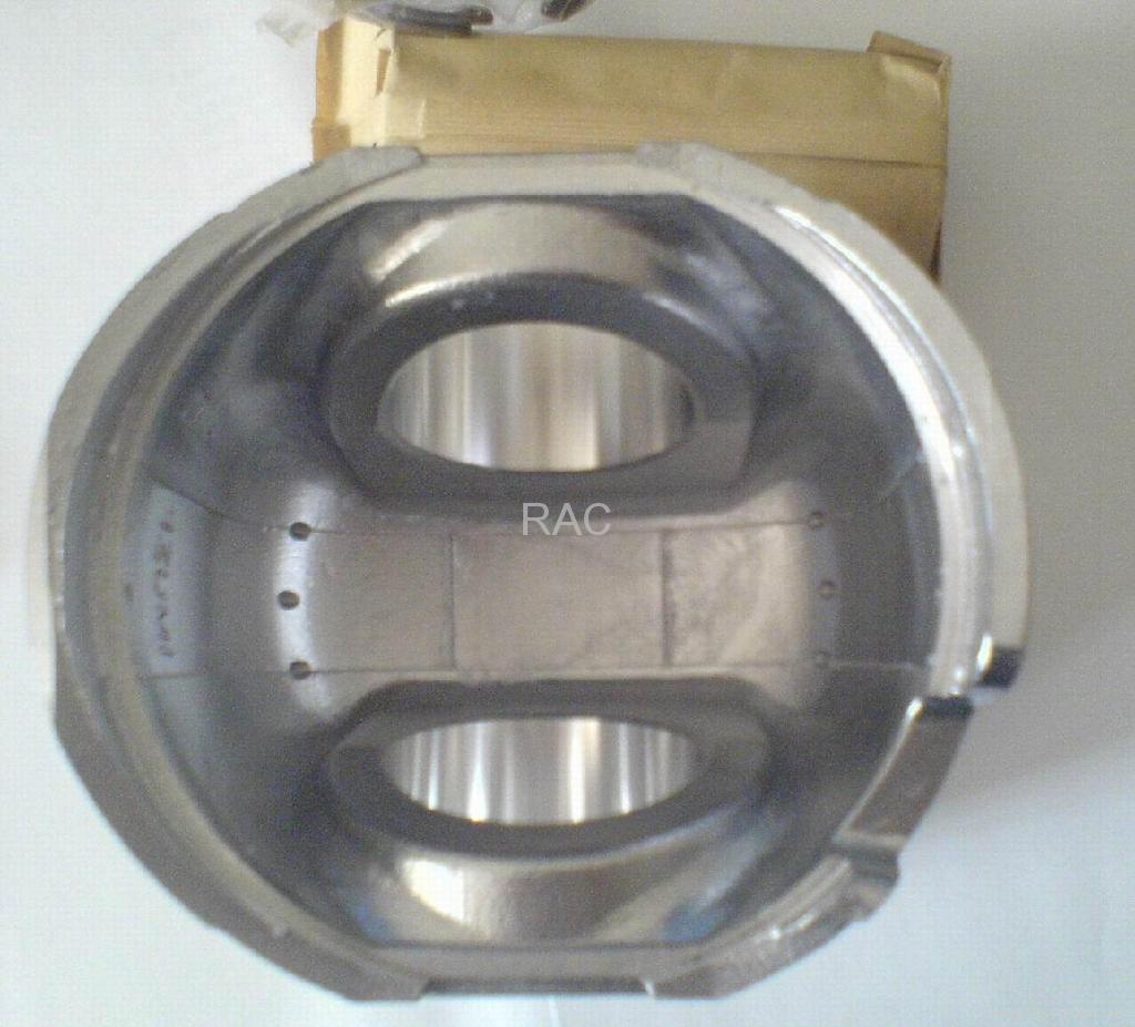 Piston for Komatsu S6D125  6150-31-2112