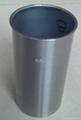 cylinder liner for 4HF1   isuzi