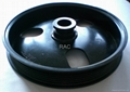 Power steering pump pulley for Chrysler