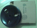 Power steering pump pulley for Chrysler 51630P or 0A043154