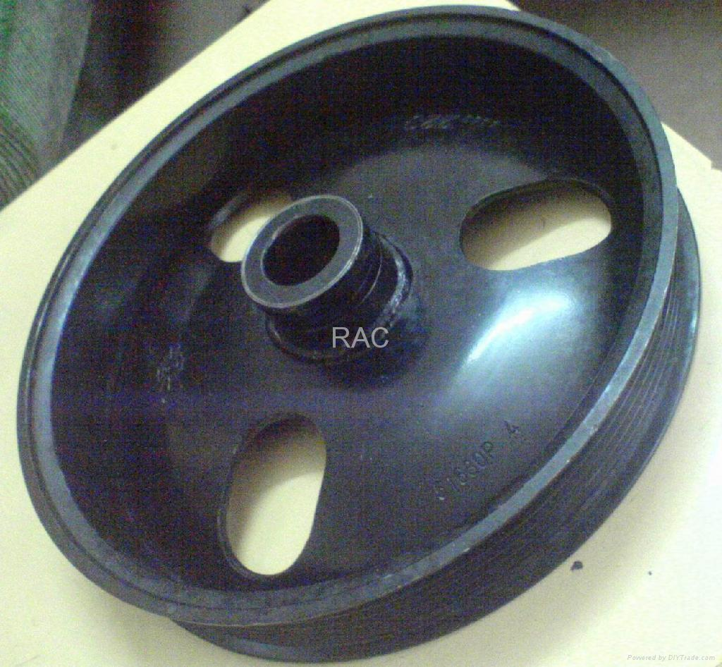 Power steering pump pulley for Chrysler 1