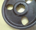 Power steering pump pulley for Chrysler 5
