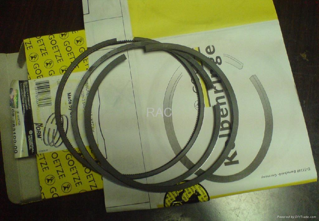 Piston rings for MAN D2685 D2686 :08-283100-00