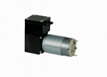 Liquid DC brushless pump