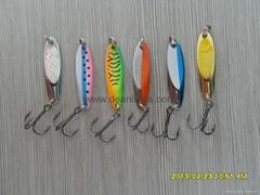 Fishing lure-Spoons