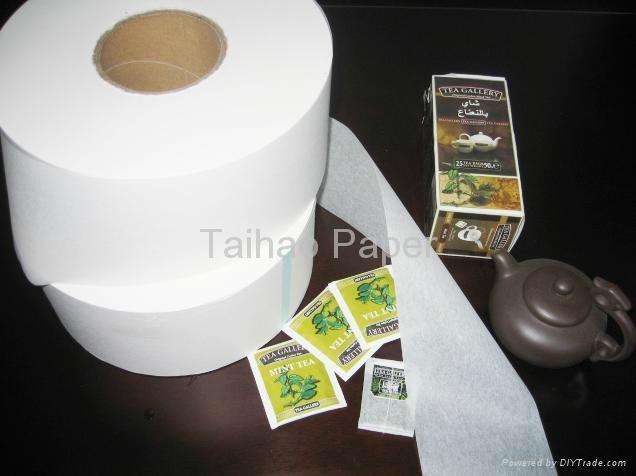 Heat Sealable Tea Bag Paper 1