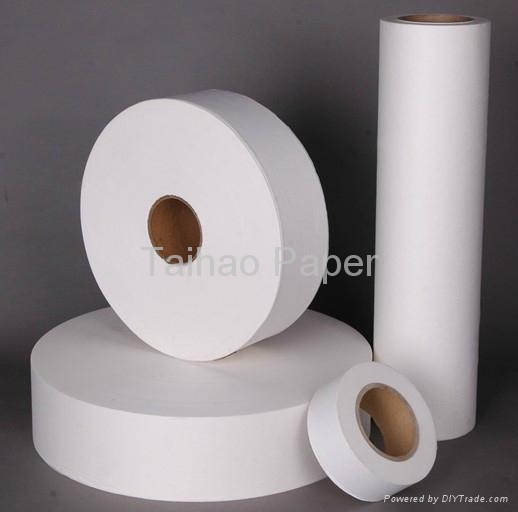 Heat Sealable Tea Bag Paper 2