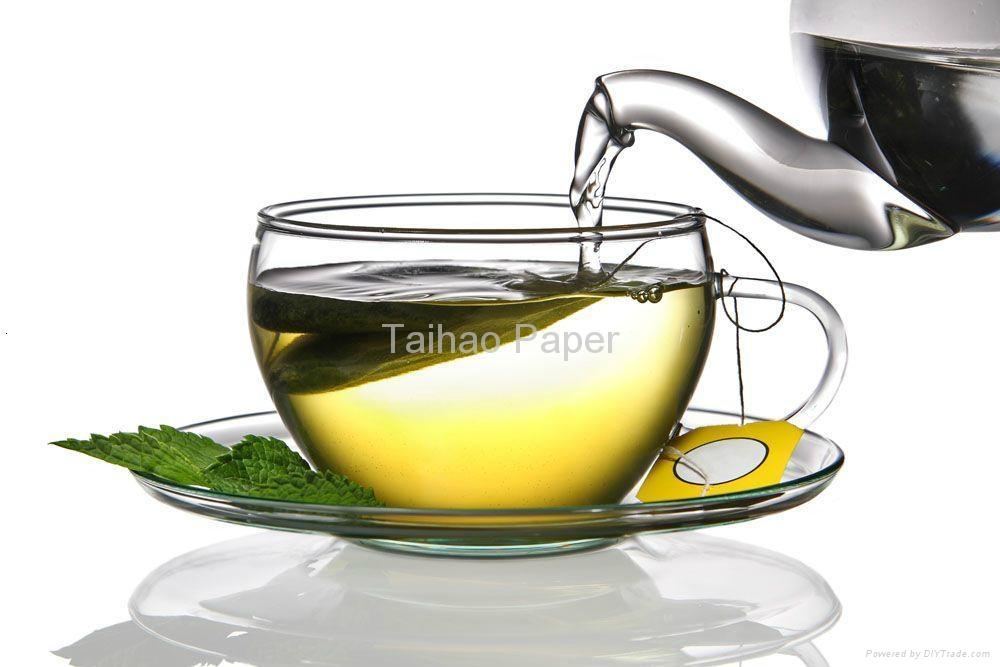 Heat Sealable Tea Bag Paper 4