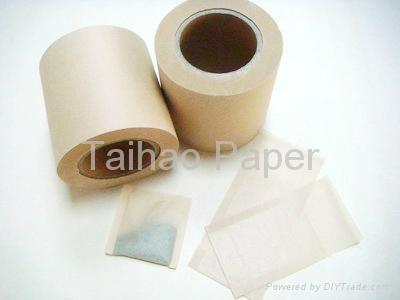Tea Filter Paper 12.3gsm 1