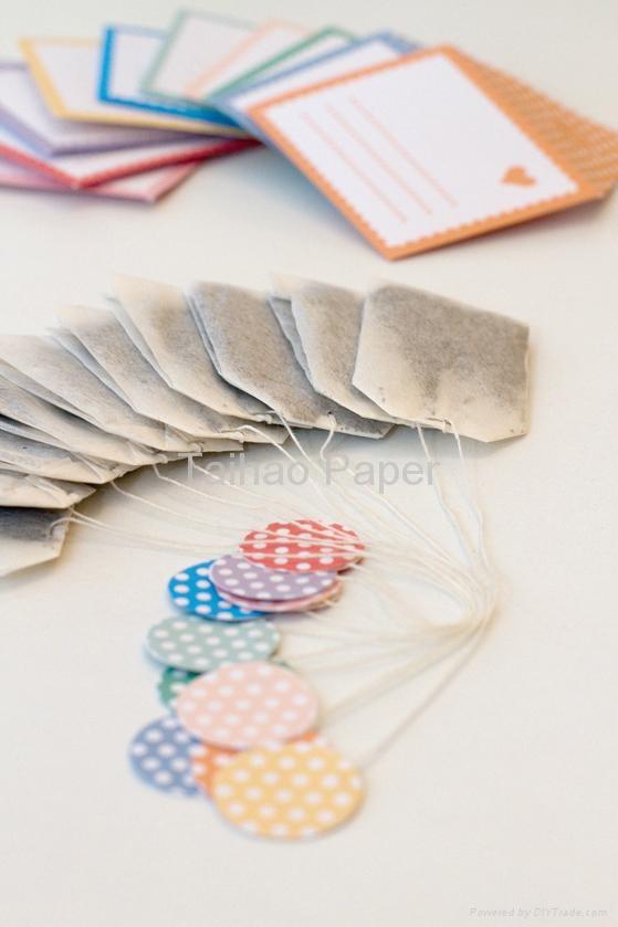 Tea Filter Paper 12.3gsm 4