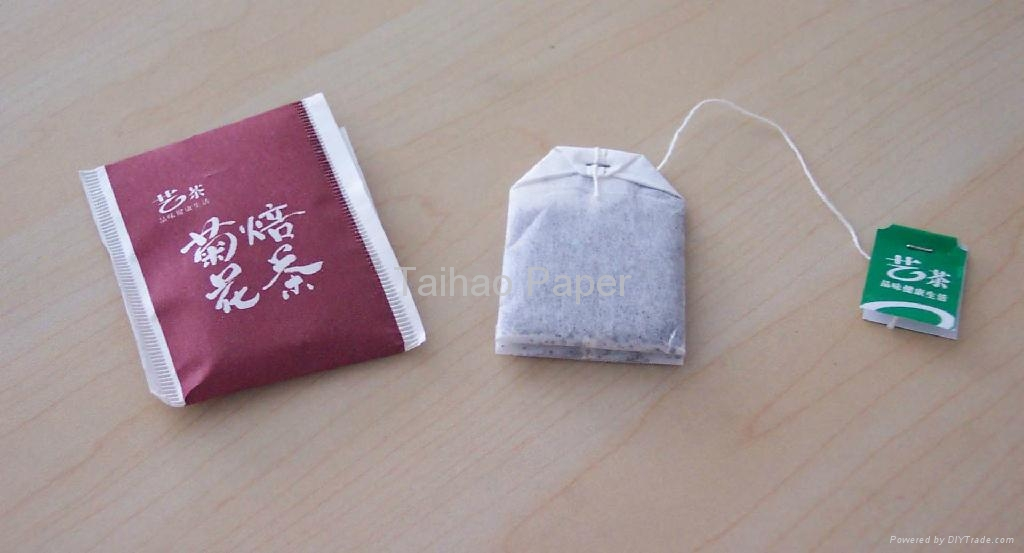 Heat Sealable Teabag Paper