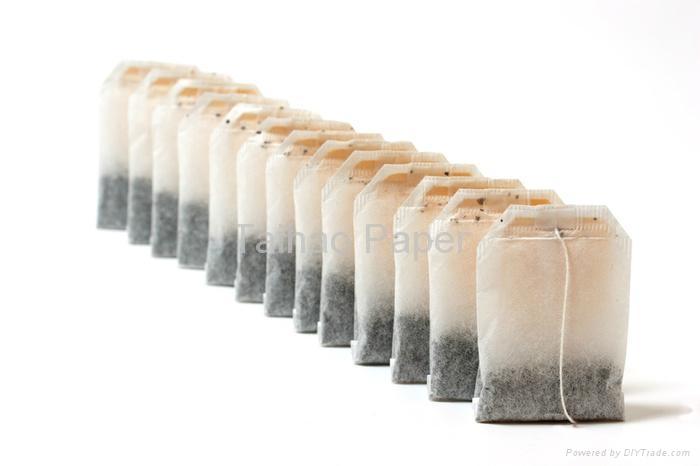 Non-Heat Sealable Filter Paper for Tea Bag 2
