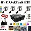 Full HD 1080P Super Mini NVR DIY Kit