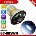 Mirror Bulb WiFi HD960P P2P IP Camera
