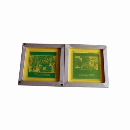 Screen plate materials 1