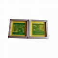 Screen plate materials