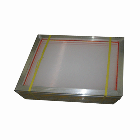 Screen plate materials 5
