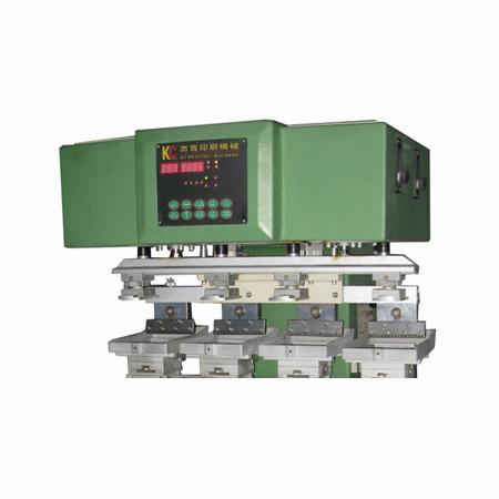 四色轉盤移印機(SP4-61018) 5
