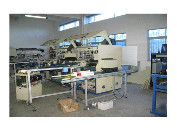 Automatically bottle screen printing machine 2