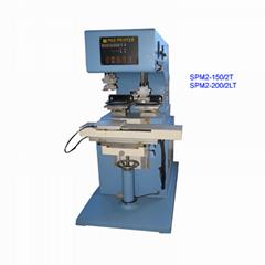獨立壓印穿梭移印機(SPM2-200/2PT)