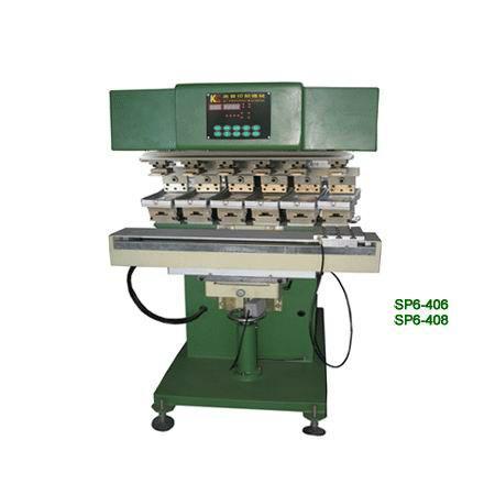 Shuttle pad printer SP6-406