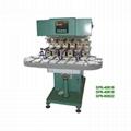 Conveyor pad printer SP6-40818