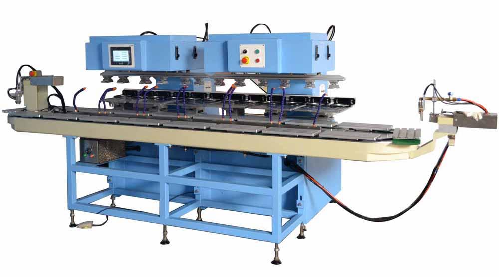十色轉盤移印機(SPM10-150/30L) 1