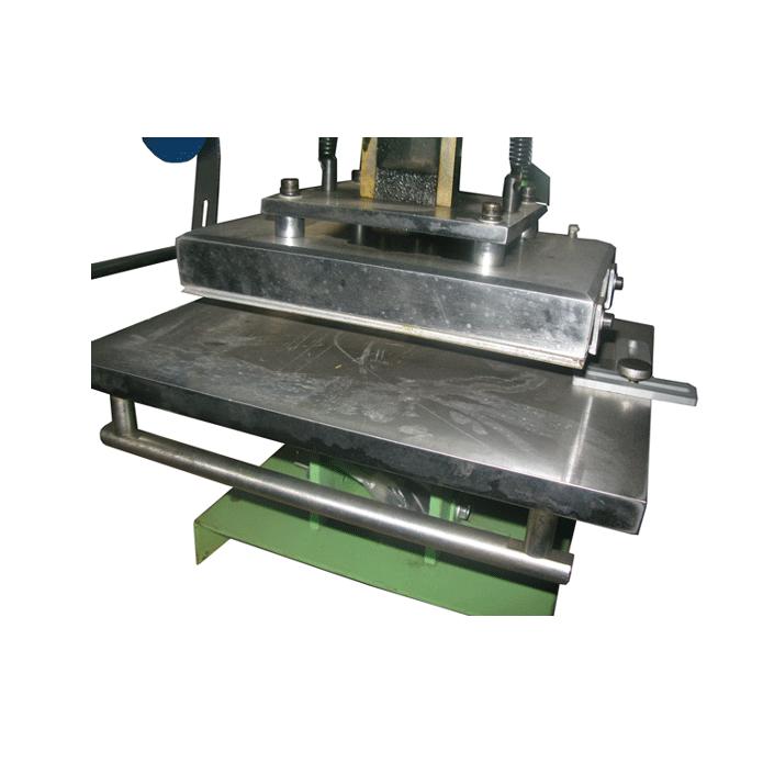 Manual operating Hot stamping machine 4