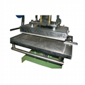 Manual operating Hot stamping machine 4