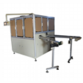 automatically soft-tube screen printing machine